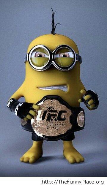 UFC Champion Minion