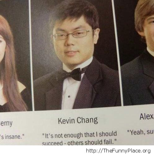 Yearbook thoughts