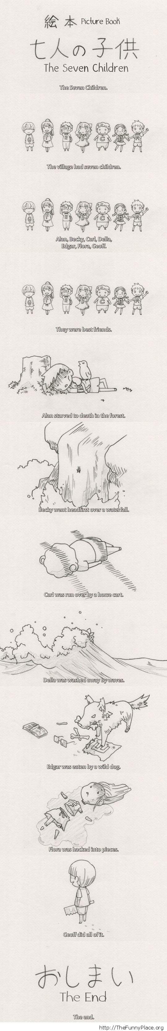 Japanese Kids book