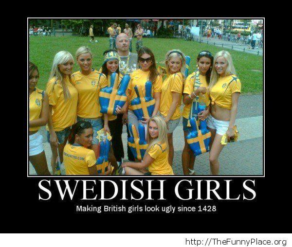 Sweden just better