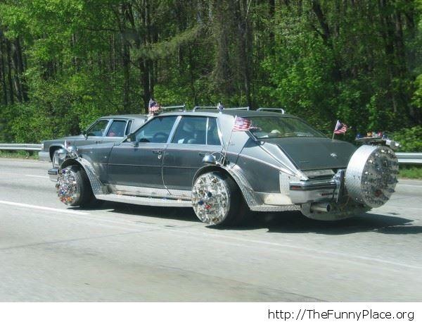 Wierd Car