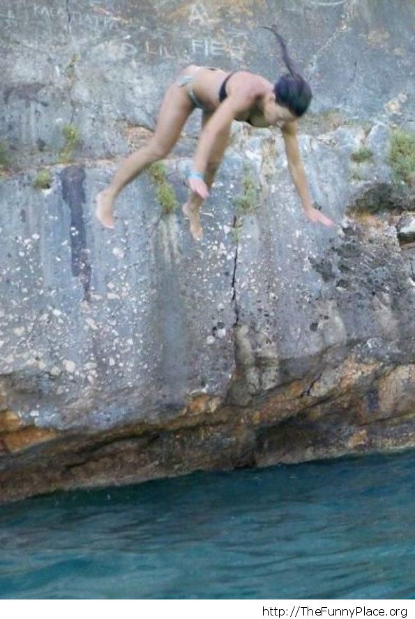 fail dive