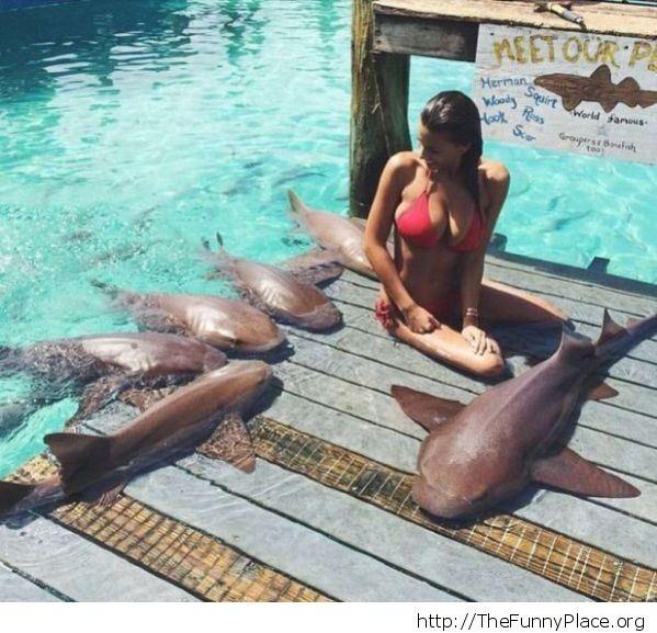 swim suit model