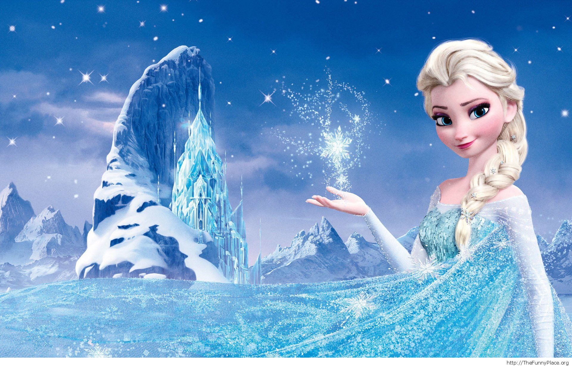 Elsa Frozen wallpaper