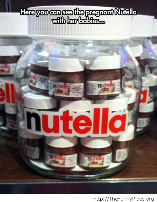 Nutella babies