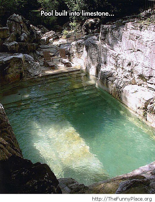 Quarry pool