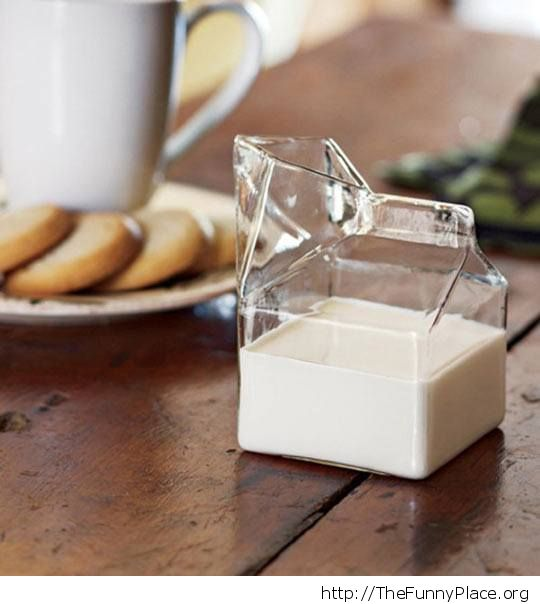 Will not spill milk