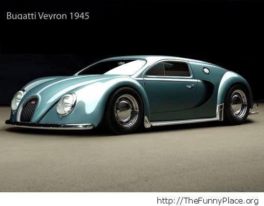 Old Veyron