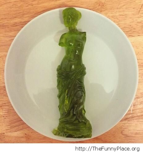 The Gummi Venus de Milo