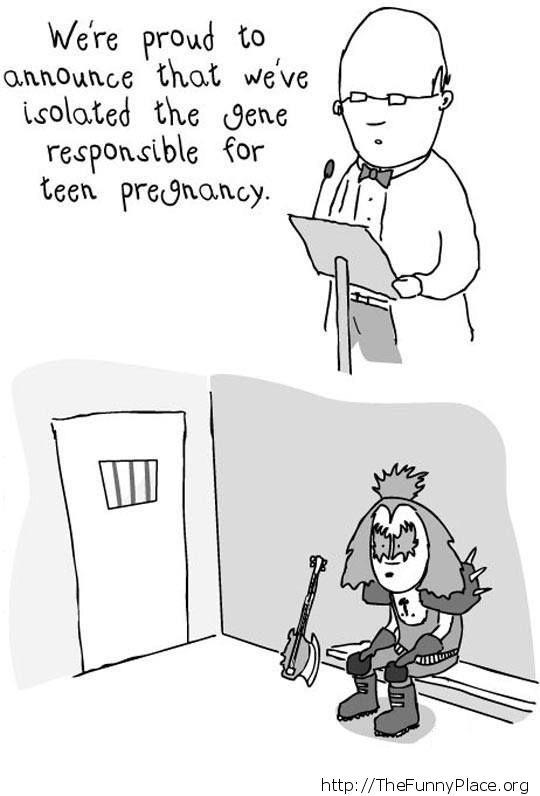 Tricky gene