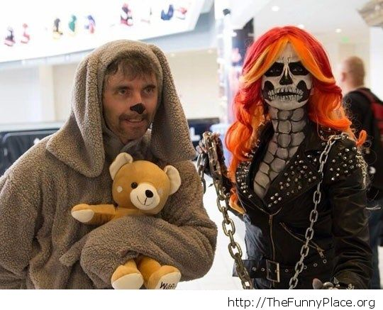 wilfred costume thefunnyplace