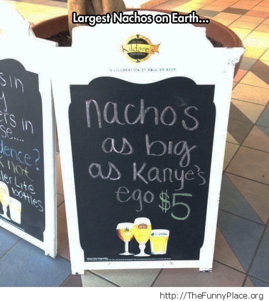 Kanye's ego