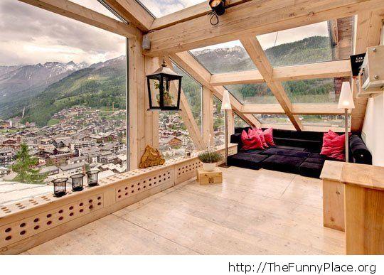 My next room