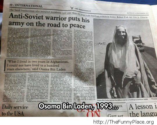Old Bin Laden