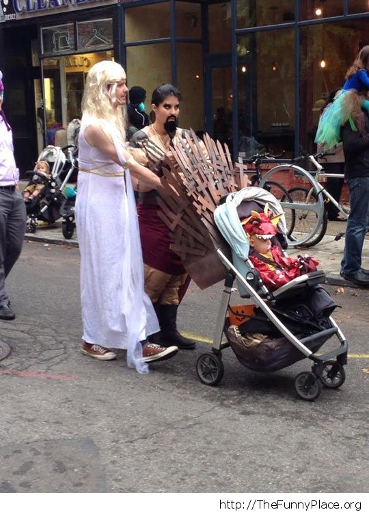 Strange Drogo