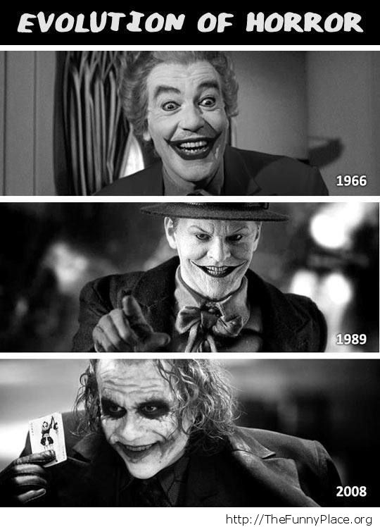All the Jokers