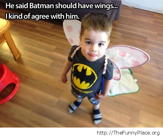 Batman fairy