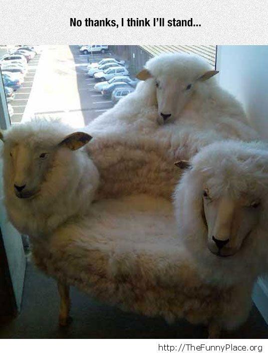 Devils chair