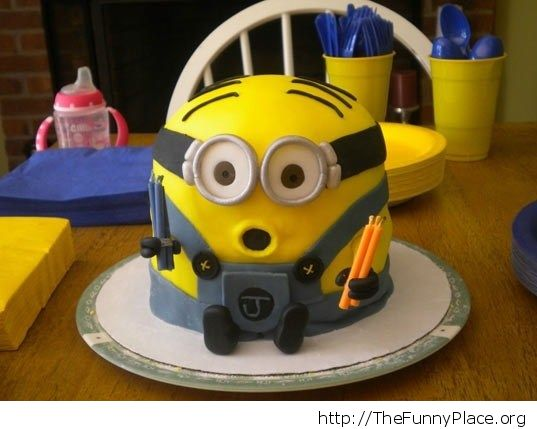 Edible minion