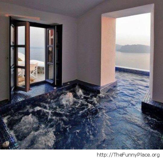 Epic bathtub