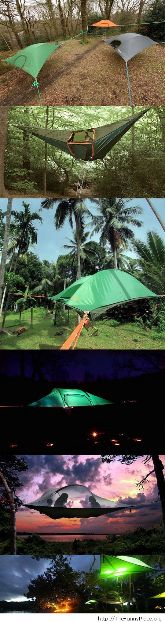 Float-camping