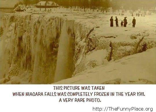 Frozen does not fall