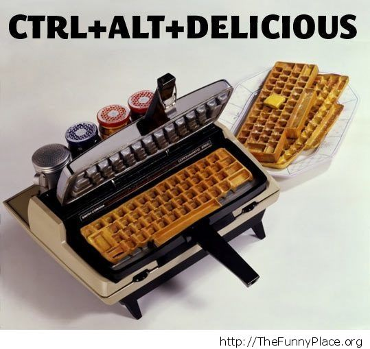 Waffles for nerds