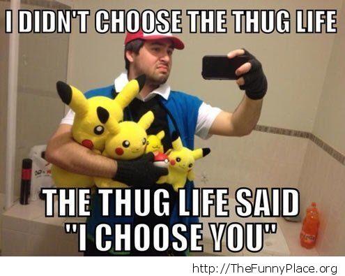 Poke gangster