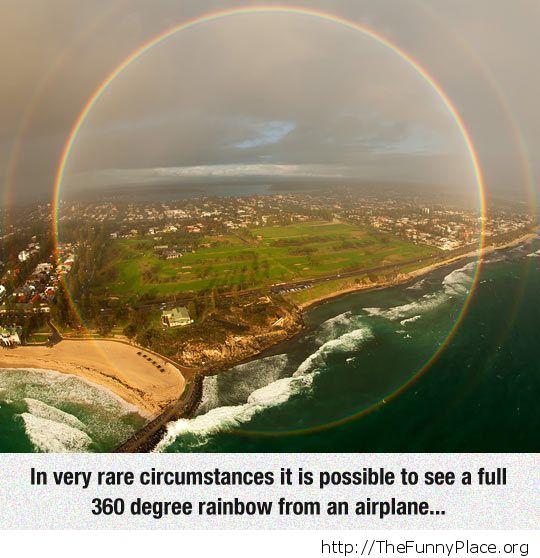 Rainbow all the way