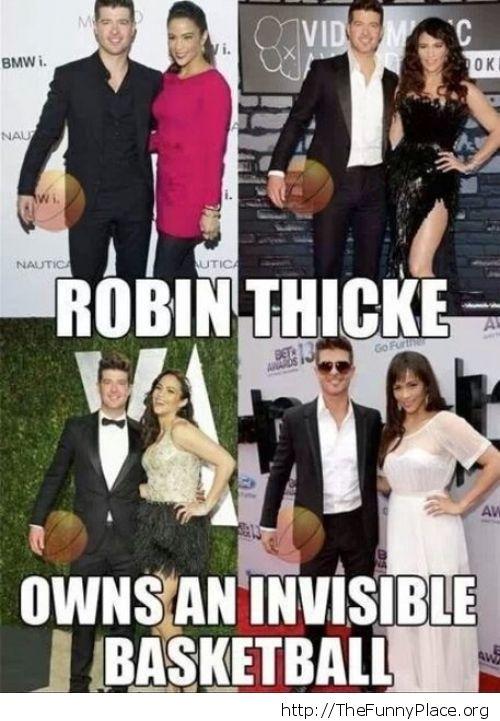 Robin's posture