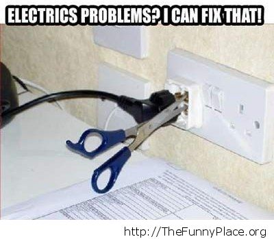 Electric problems