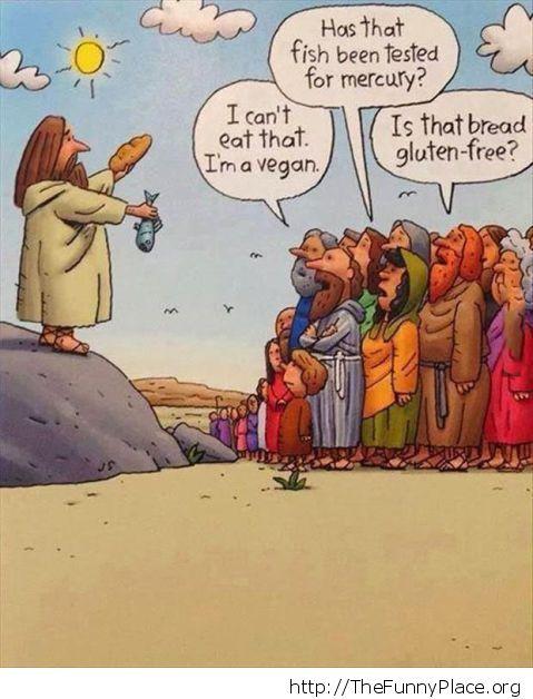 Oops, I am a vegan