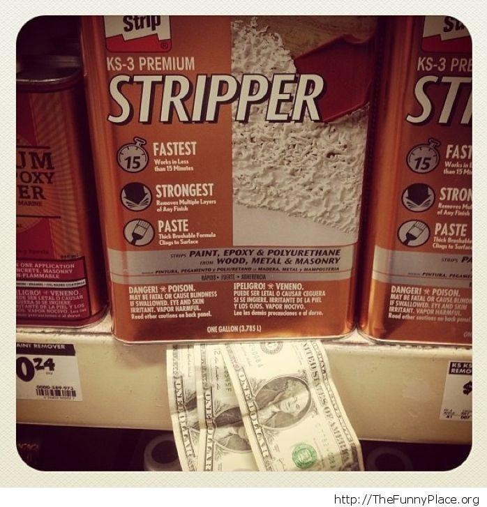 Premium stripper