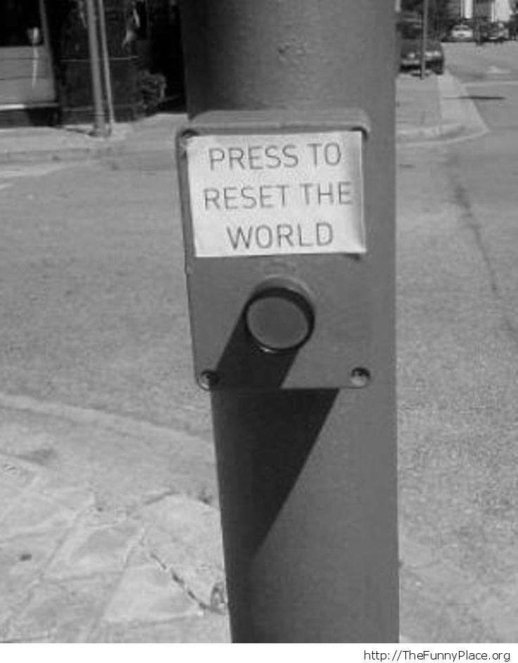 Press to reset