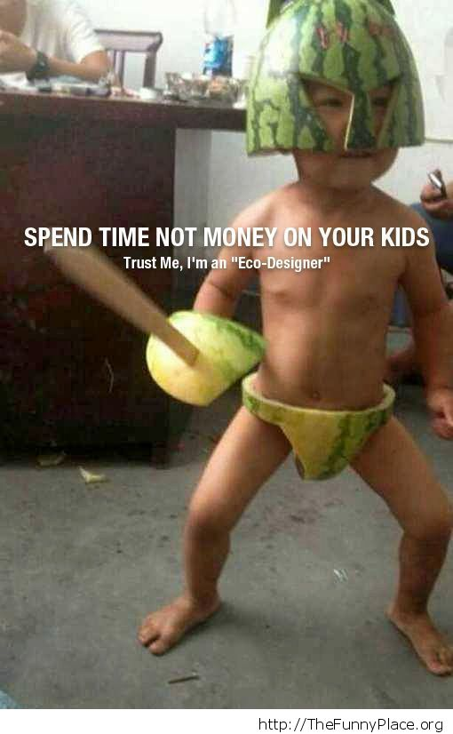 Spend time on your kids