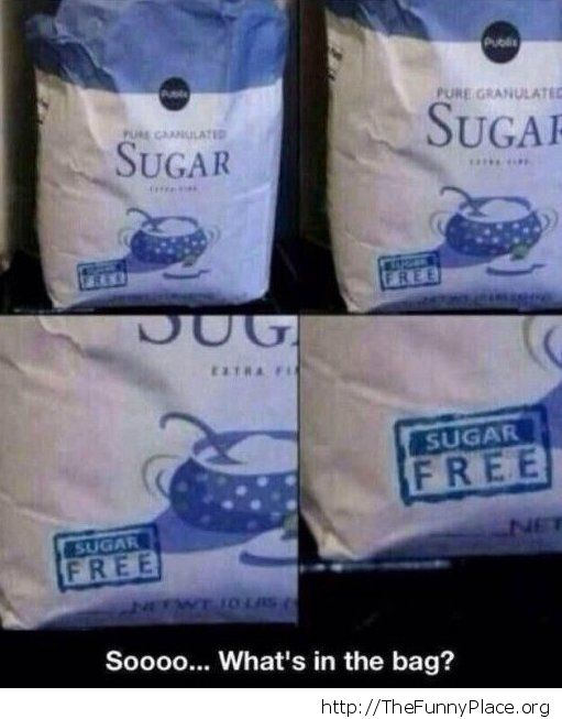 What is in the bag