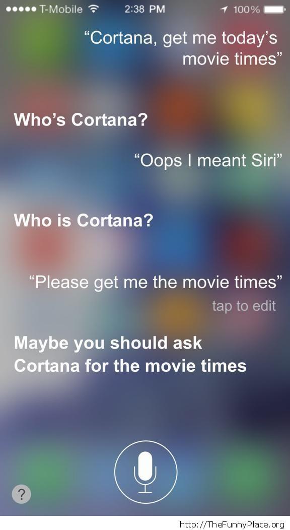 Who is Cortana