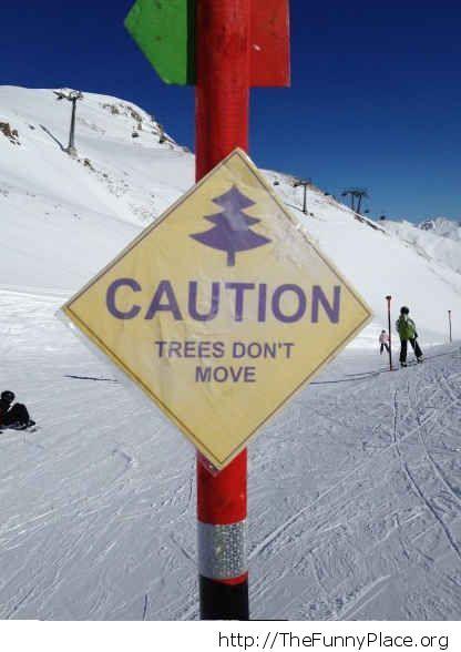 Avoid danger