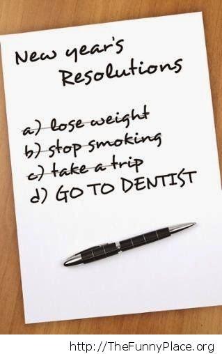 Go to dentist