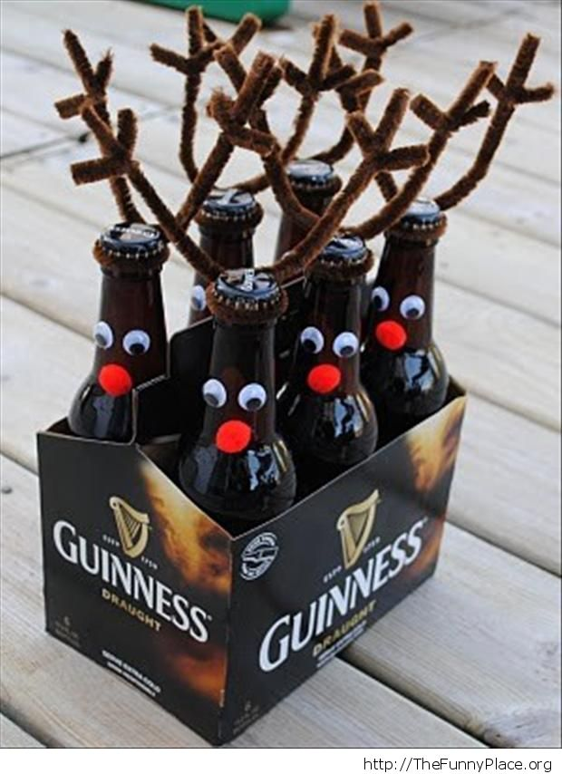 Reindeer beers