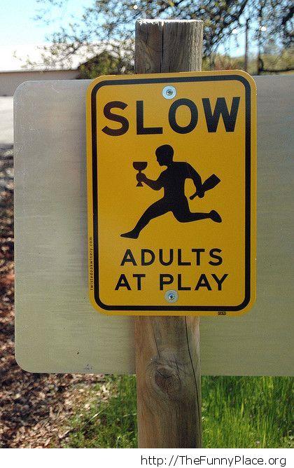 Run slowly