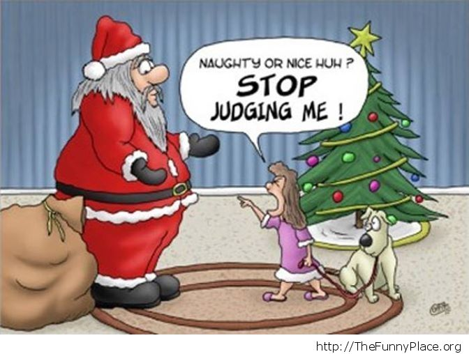 Stop Judging me