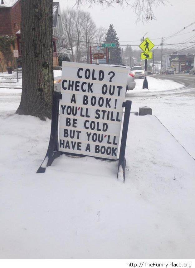 Check out a book