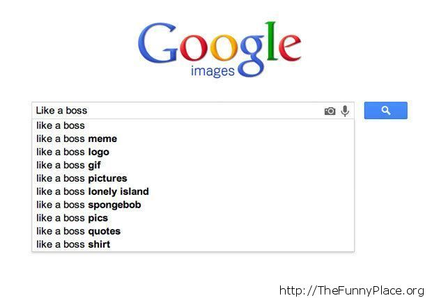 Funny Google search