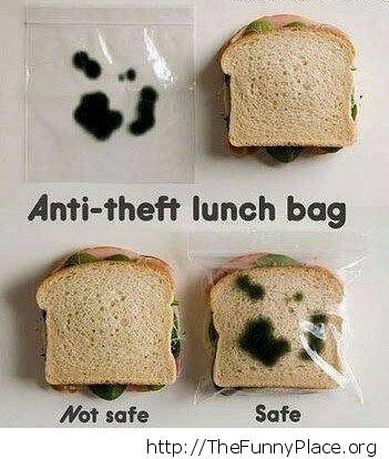 Not safe vs safe