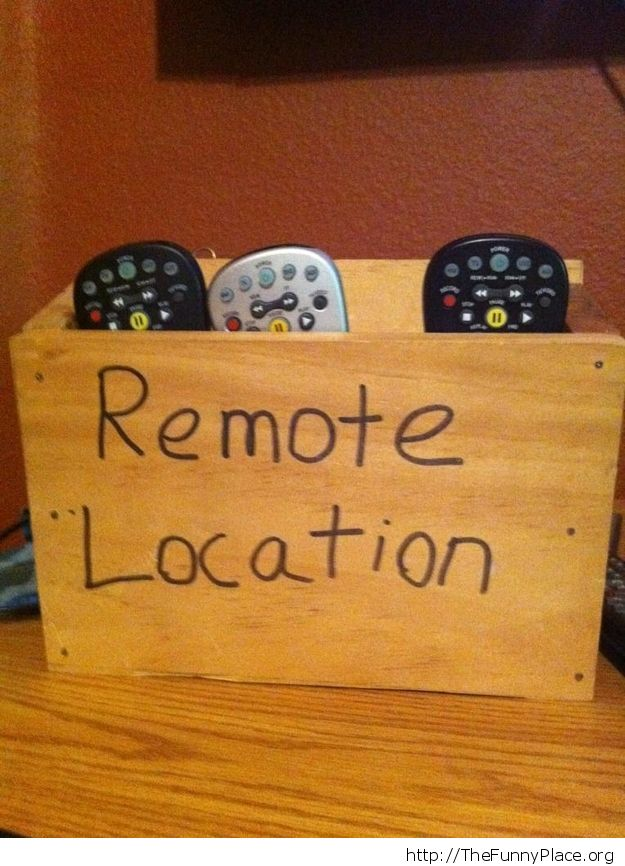 Remote location