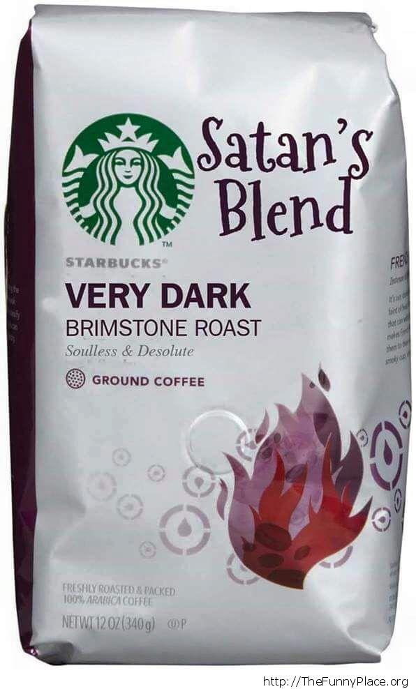Satan's blend