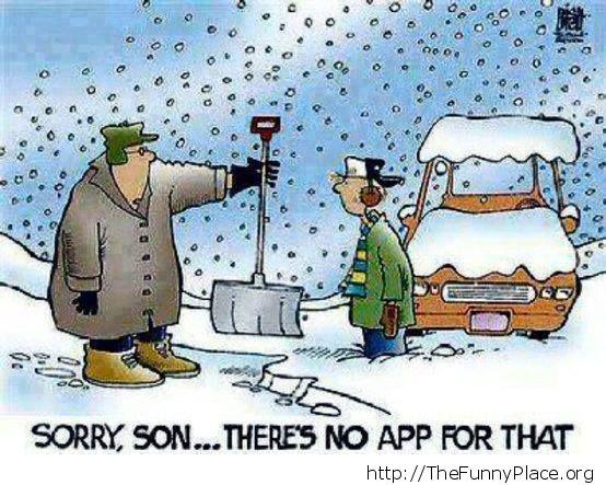 Sorry son