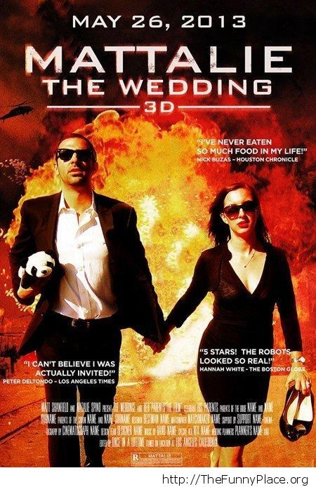 The wedding 3D